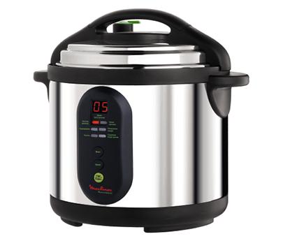 Moulinex Electric Pressure Cooker Minutcook 6l
