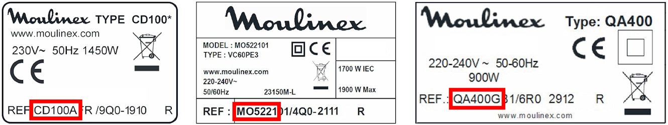 Products User Manuals And Instructions Moulinex