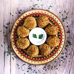 Easy Falafel Recipe