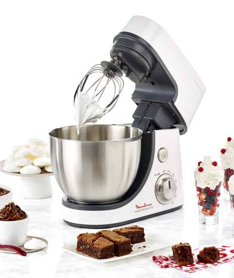 Moulinex Küchenmaschine Masterchef Gourmet Plus: All New Moulinex Masterchef Gourmet Generation